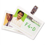 ID Badge Laminating Pouches