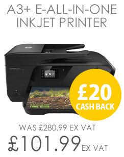 HP Officejet 7510 Wide Format A3+ e-All-in-One Inkjet Printer Wireless