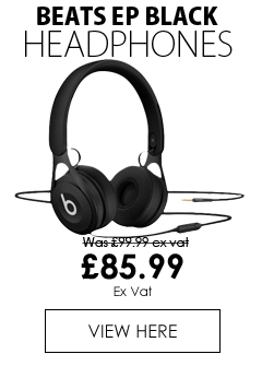 Beats EP Headphones with Mic Wired Black