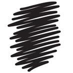 Black Whiteboard Markers