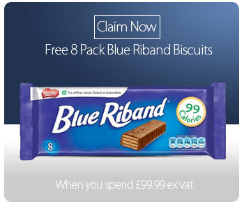 Free Blue Riband Chocolates