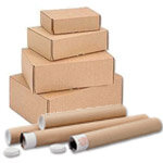 Mailing Tubes & Boxes