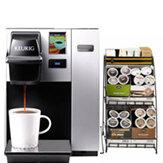 Plumbed Coffee Machine Service