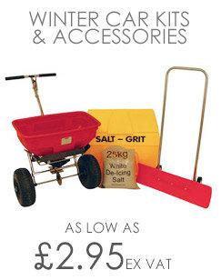All Winter Car Kits & Accessories