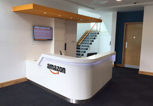 Amazon Phase 1 Office Fitout