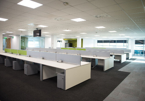 Amazon Contact Centre Cork Office Fitout Phase 2