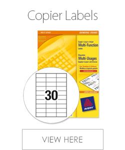 Avery Copier Labels