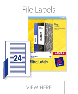 Avery File Labels