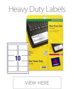 Avery Heavy Duty Labels