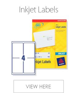 Avery Inkjet Labels