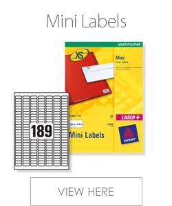 Avery Mini Labels