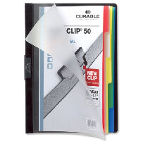 Folder With Dividers