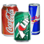 Can Soft Drinks