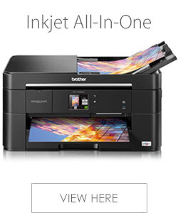 Brother All in One Inkjet Printers