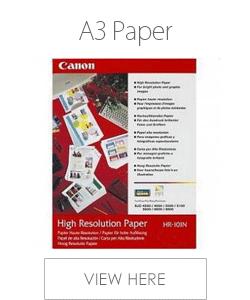 Canon A3 Paper