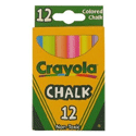 Chalk & Art School Supplies
