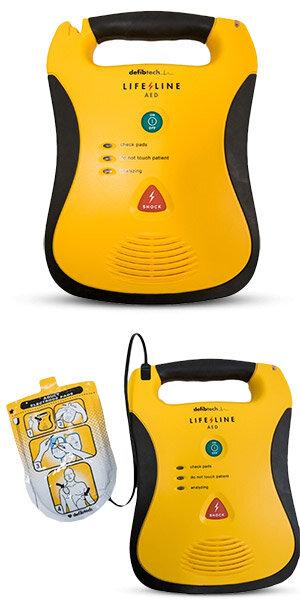Defibrilators