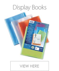 Elba Display Books