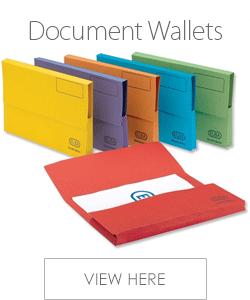 Elba Document Wallets