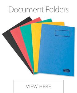 Elba Document Folders