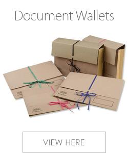 Elba Legal Document Wallets