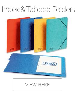Elba Index & Tabbed Folders