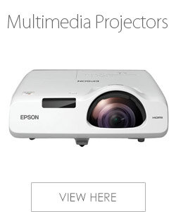Epson Multimedia Projectors