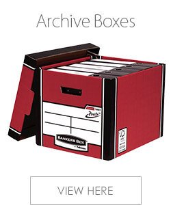Fellowes Archive Boxes
