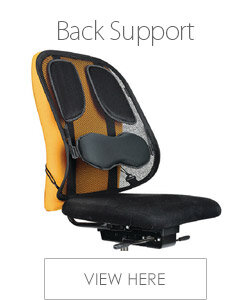 Fellowes Chair Back Support