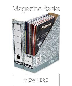 Fellowes Magazine Racks