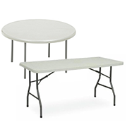 Plastic Folding Tables