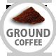 Coffee - Ground Coffee, Cappucino, Latte