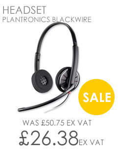 Plantronics Blackwire Binaural C320-M Headset