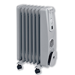 Oil Filled Heaters