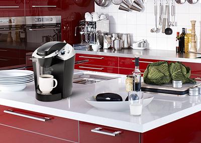 Keurig 140 in a Kitchen