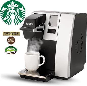 Keurig Coffee Maker Definition : Keurig Coffee Machines - Keurig K150 & K140 - HuntOffice.co.uk