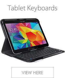 Logitech Tablet Keyboards