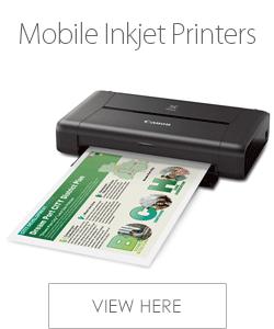 Canon Mobile Inkjet Printers
