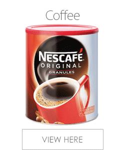 Nescafe Coffee, Cappucino, Latte