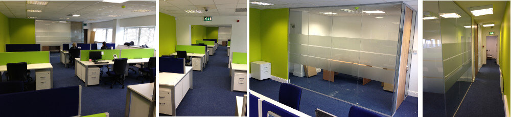 Nightline Transport and Logistics Company Office Fitout Dublin