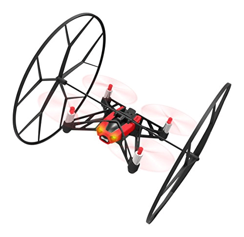 Red Parrot Drone