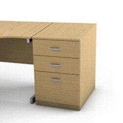 Desk High Pedestals