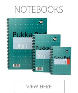 Pukka Pad Notebooks