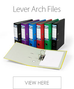 Rexel Lever Arch Files