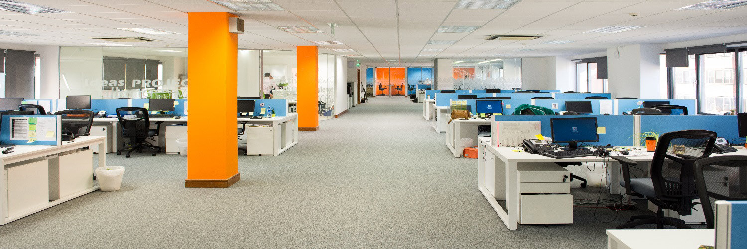 Sidetrade Office Fitout