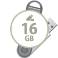 16GB USB Sticks