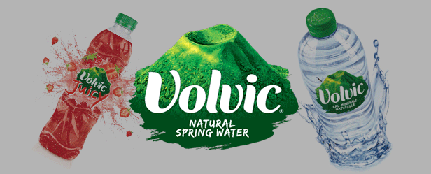 Volvic  Logo