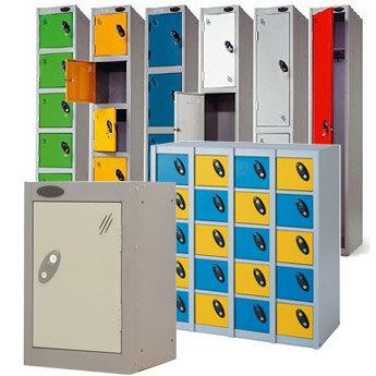 Personal Storage Lockers
