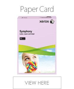 Xerox Paper Card