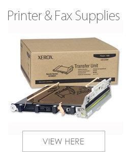 Xerox Printer & Fax Supplies